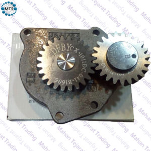 Alborz and Dongfeng engine oil pump
