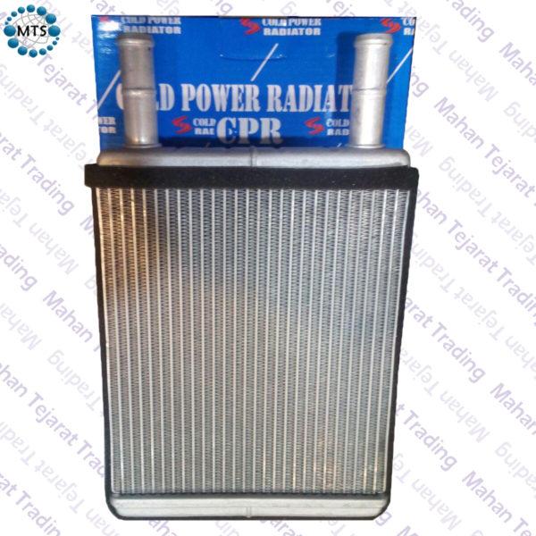 Sale of 375 t heater radiators and Alborz - blue carton