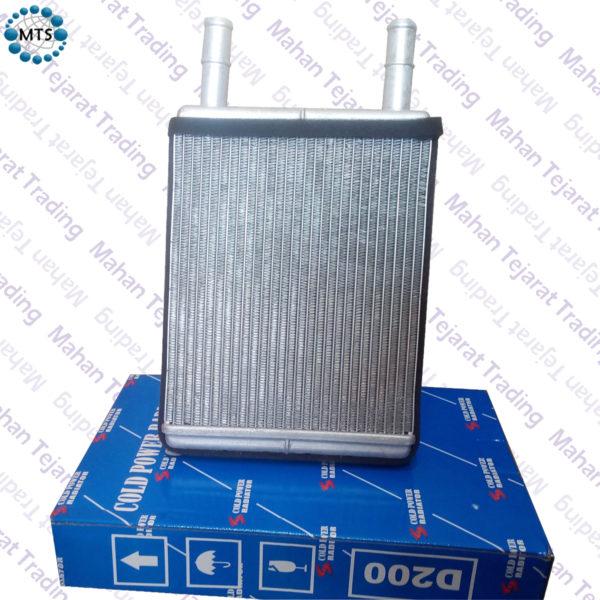 Heater radiator 375 t and Alborz - blue carton