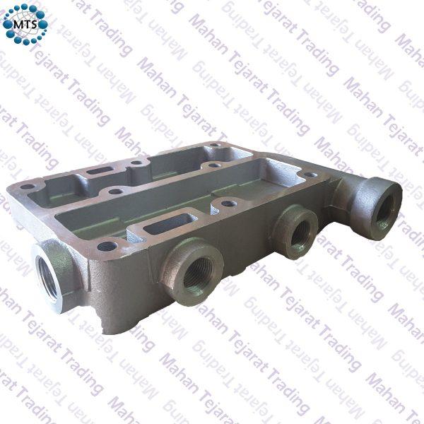 Sale of air pump cylinder head 375