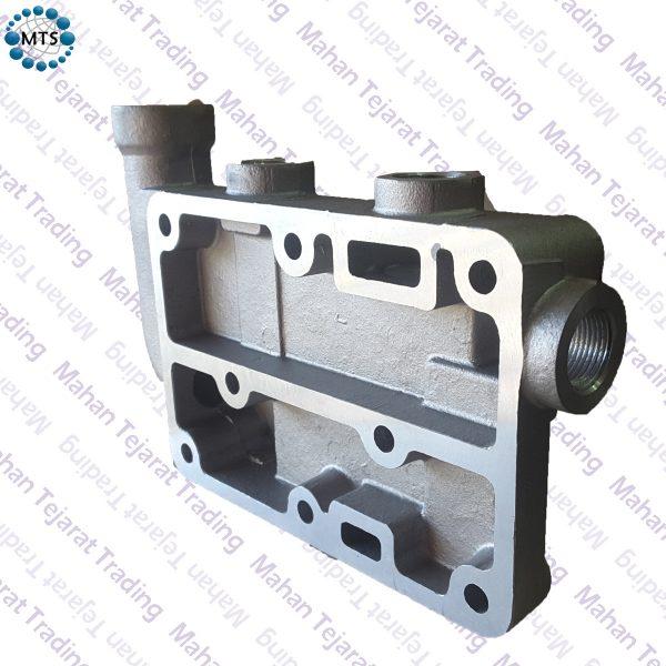 Air pump cylinder head 375