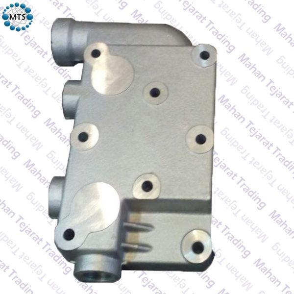 Air pump cylinder head 375 t