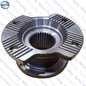 Flange 31 spines behind differential shaft 375 t and Alborz