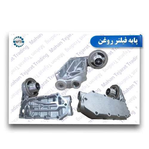 Dongfeng oil filter base